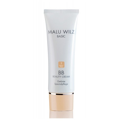 Malu Wilz Basic BB Beauty Cream Nr. 2 50ml