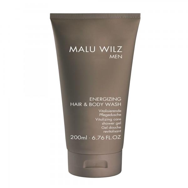Malu Wilz Men Energizing Hair & Body Wash