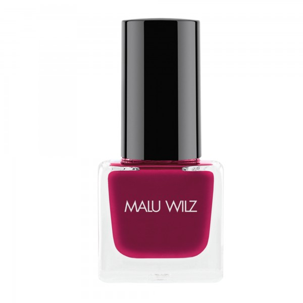 Malu Wilz Mini Nail Lacquer Nr. 57 berry pink