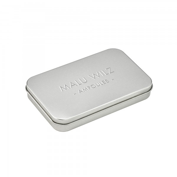 Malu Wilz Ampoules Tin Box für 7 Ampullen
