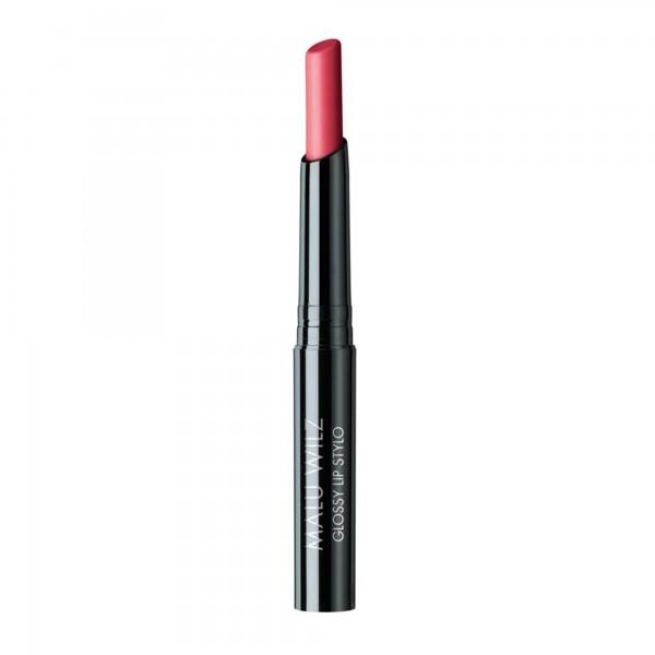 Malu Wilz Glossy Lip Stylo Nr. 3 romantic rosy red