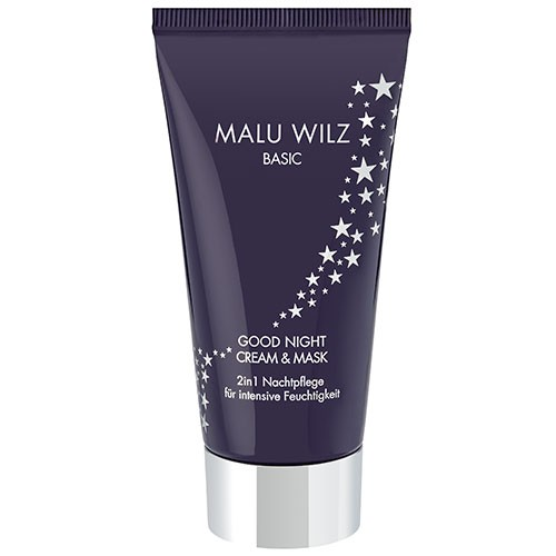Malu Wilz Good Night Cream und Maske 75ml