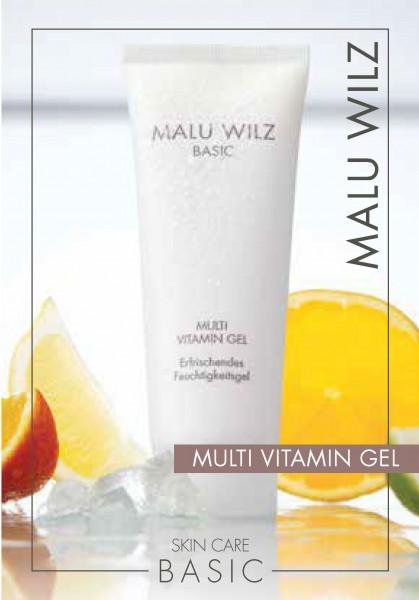 Malu Wilz Basic Multi Vitamin Gel Probe