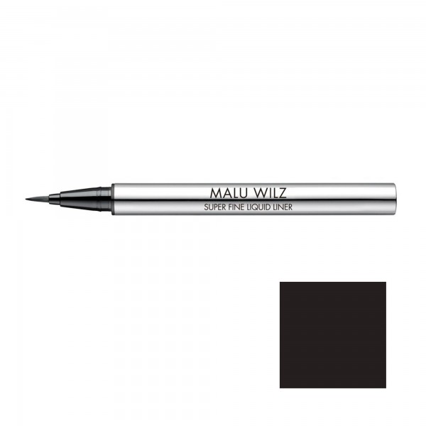 Malu Wilz Super Fine Liquid Liner Nr.2 dark brown