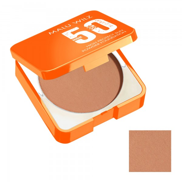 Malu Wilz High Protect Sun Powder Foundation SPF50 Nr.30