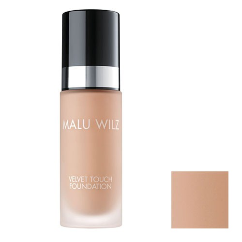 Malu Wilz Velvet Touch Foundation Light Caramel Nr.32 30ml
