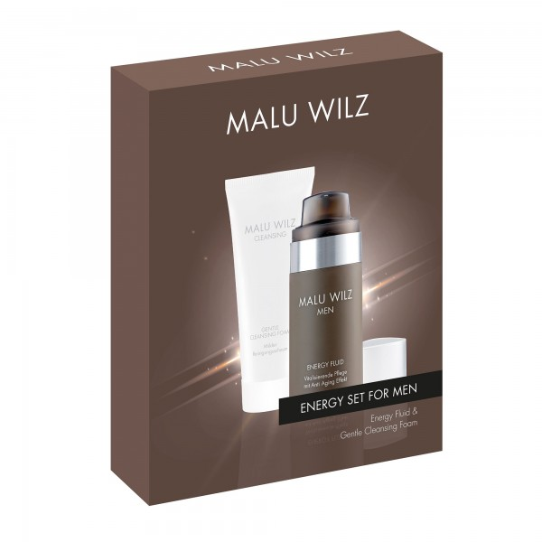 Malu Wilz Energy Set For Men