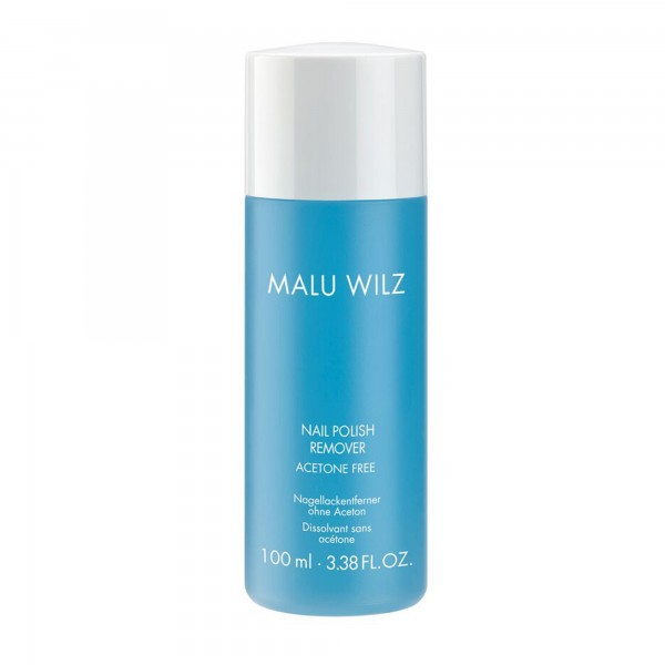 Malu Wilz Nail Polish Remover Acetone Fee