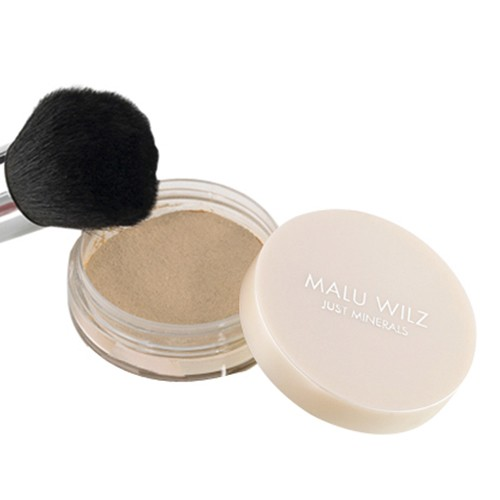 Malu Wilz Just Minerals Powder Foundation Apricot Balance Nr.06 15g